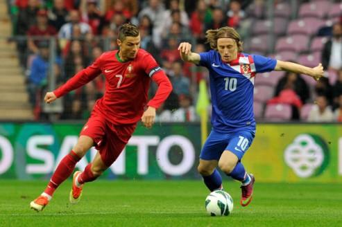 Cristiano+Ronaldo+Luka+Modric+Portugal+v+Croatia+-WgYQjtOWOzl